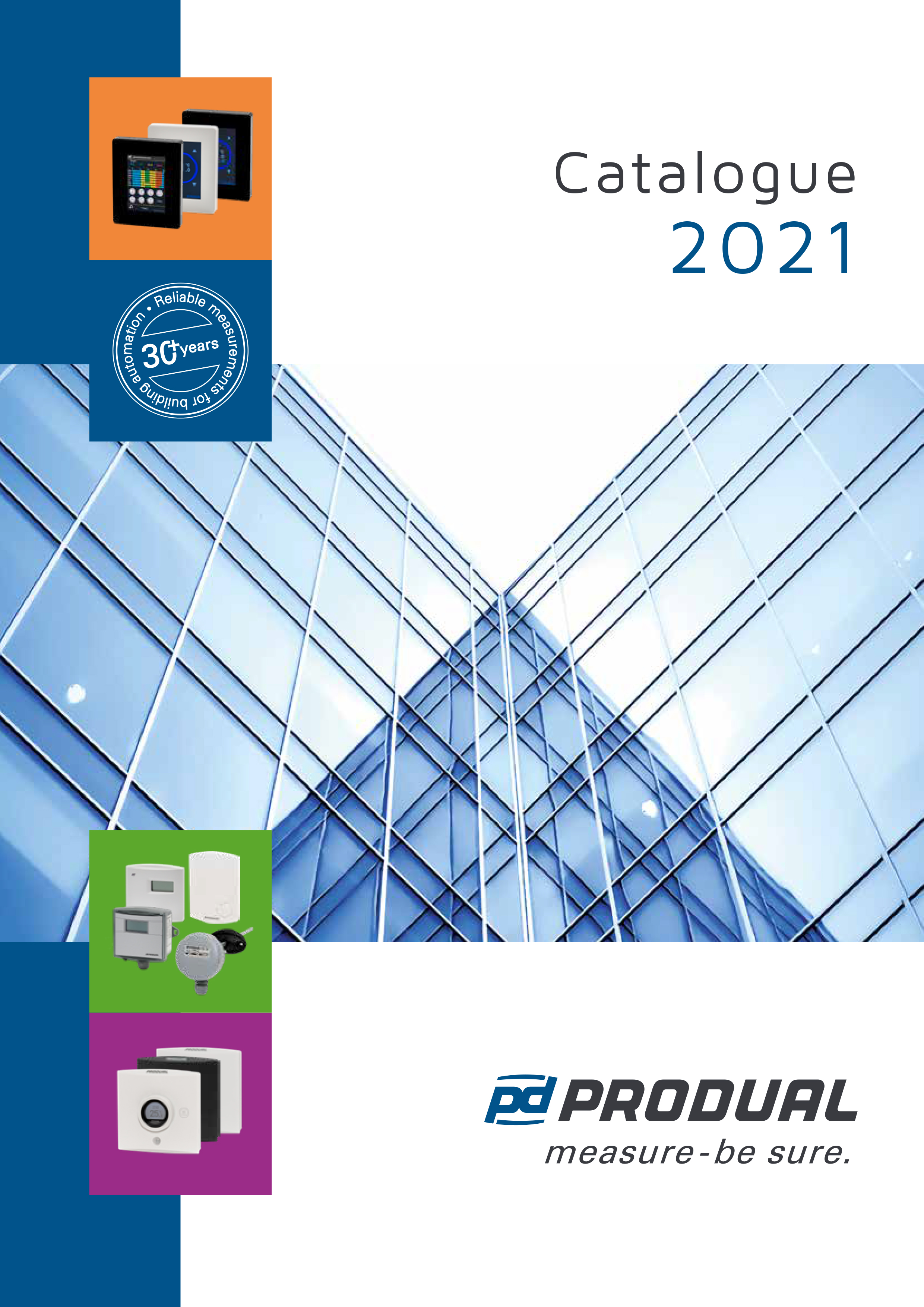 portada catalogue PRODUAL 2021